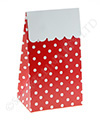 Red Polkadot Treat Box