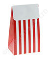 Red Stripe Treat Box