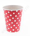 Polkadot Red Cups