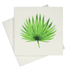 Hampton Palm Leaf Napkins